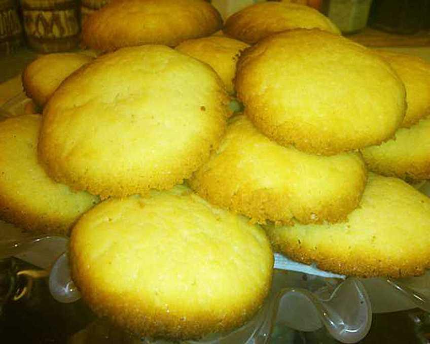 Печенье на майонезе домашнее - любимый рецепт, проверенный временем