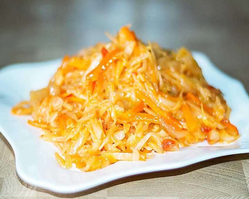 Рецепты диеты из капусты