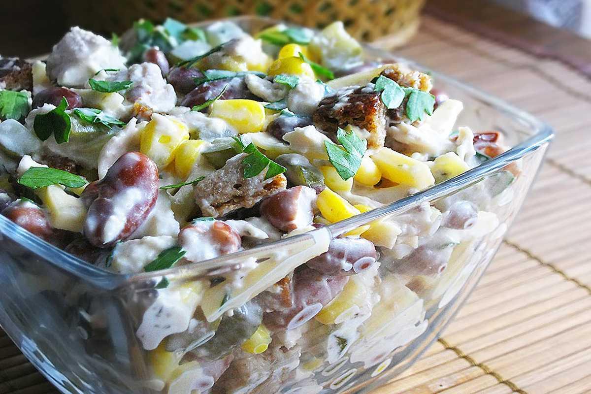 салат уфимочка рецепт с фото редко используют качестве
